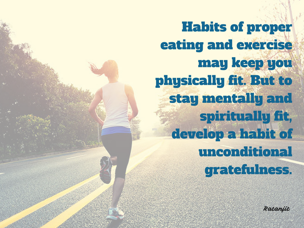 """Habits of proper eating and