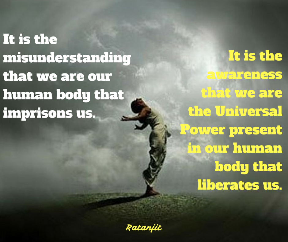 """It is the misunderstanding