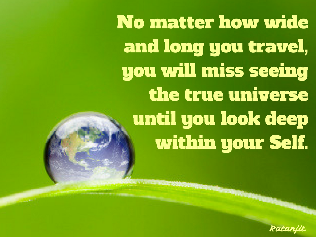 """No matter how wise and long