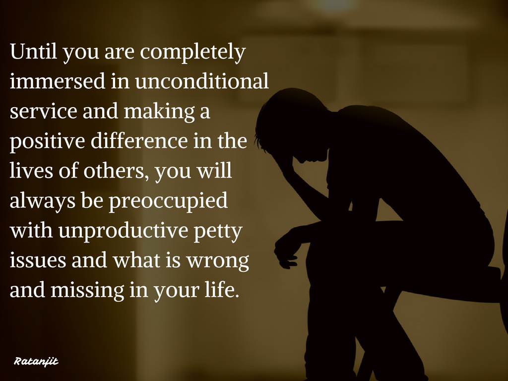 """Until you are completely
