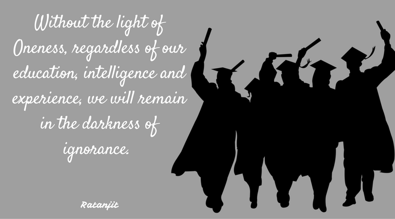 """Without the light of